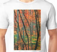 TREES,AUTUMN Unisex T-Shirt