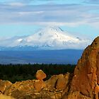 Mount Jefferson by Randall Ingalls