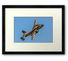 B-25J Mitchell 44-29507/PH-XXV Framed Print