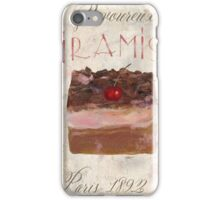 Patisserie Tiramisu iPhone Case/Skin