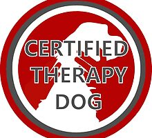 Animal Assisted Activities  - THERAPY DOG logo 10 by SofiaYoushi