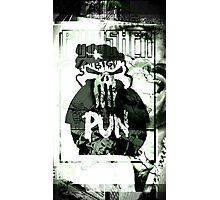 Pun. Photographic Print