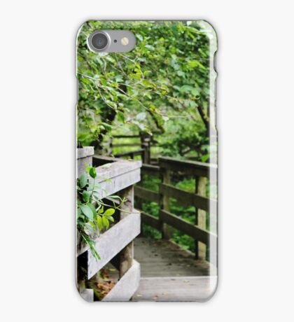 Following the Trail iPhone Case/Skin