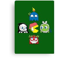 The Christmas Ghosts Canvas Print