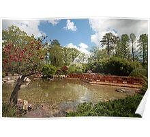 Birmingham Botanical Gardens Poster