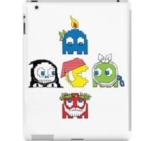 The Christmas Ghosts iPad Case/Skin