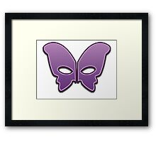 Guild Wars 2 Inspired Mesmer logo Framed Print