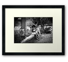 OnePhotoPerDay Series: 210 by L. Framed Print