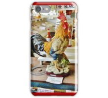 Ruling the Indoor Roost iPhone Case/Skin