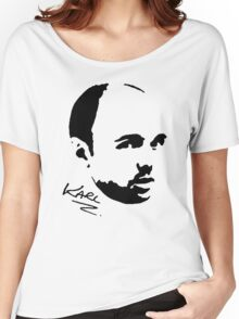 Karl Pilkington - Karl Women's Relaxed Fit T-Shirt