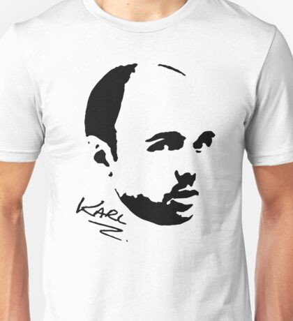 Karl Pilkington - Karl Unisex T-Shirt
