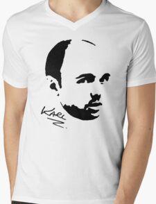 Karl Pilkington - Karl Mens V-Neck T-Shirt