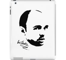 Karl Pilkington - Karl iPad Case/Skin