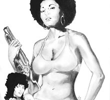 Coffy Is The Colour by Zombie Rust