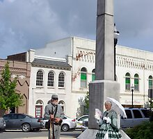 16th Tennessee Infantry  Monument by © Joe  Beasley IPA