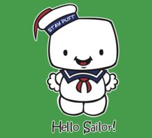 Hello Sailor! Kids Tee