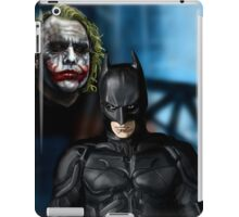 Wanna know how I got these scars iPad Case/Skin