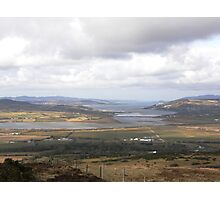 Inch Island Donegal , Ireland Photographic Print