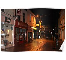 st austell at night Poster