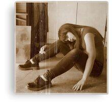 Plaything (Vintage) Canvas Print