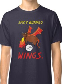 Spicy Buffalo Wings Classic T-Shirt