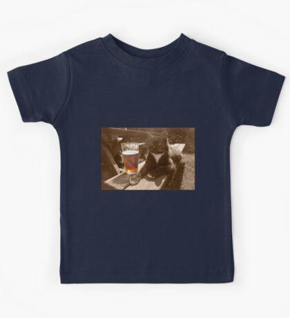 Puss & Bitter  Kids Tee