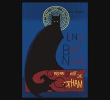 Gotham Fine Art Gallery: La Bat Noir T-Shirt