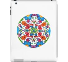 Colored Pencil Mandala iPad Case/Skin