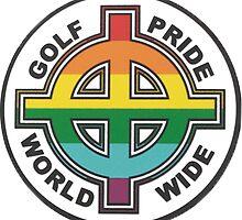 Golf Pride World Wide by kittititti