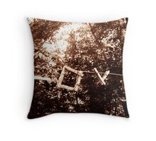does it really truly exist for me Throw Pillow