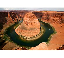 Horshoe bend Photographic Print