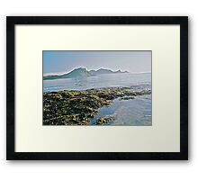 Lofots .My love Norway . Sea landscape. by Brown Sugar  . Views (329) favorited by (1) thanks friends ! Framed Print