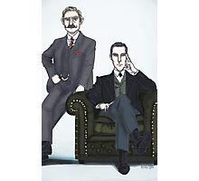 Victorian Johnlock Photographic Print