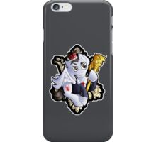 MLP: Jim Moriarty iPhone Case/Skin