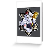 MLP: Jim Moriarty Greeting Card