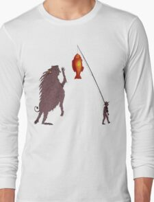 Gone Fishing, the Perils of Seeking Attention T-Shirt