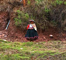Local Peruvian Woman by Martyn Baker   Martyn Baker Photography