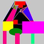 Weird Castle by trishabluewater