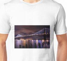 Oakland Bay Bridge Unisex T-Shirt
