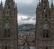 Quito Old Town, Ecuador by Martyn Baker   Martyn Baker Photography