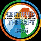 Animal Assisted Activities  - THERAPY DOG logo 14 by SofiaYoushi