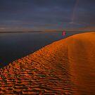 storm sunrise. inverloch victoria by tim buckley | bodhiimages