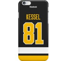 Pittsburgh Penguins Phil Kessel Jersey Back Phone Case iPhone Case/Skin