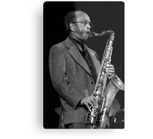 Jimmy Heath_2 Metal Print