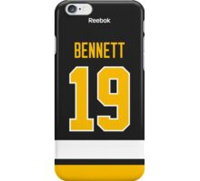Pittsburgh Penguins Beau Bennett Jersey Back Phone Case iPhone Case/Skin
