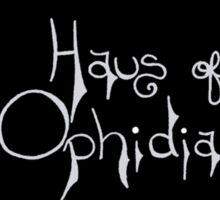 Haus of Ophidia Celtic Knotwork Logo Sticker