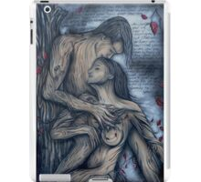 Holding your Heart By Sherry Arthur iPad Case/Skin