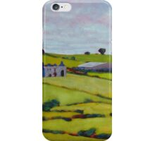 Ruined House, Ireland iPhone Case/Skin