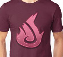 Guild Wars 2 Inspired Elementalist logo Unisex T-Shirt