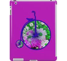 Penny-Farthing Bicycle iPad Case/Skin